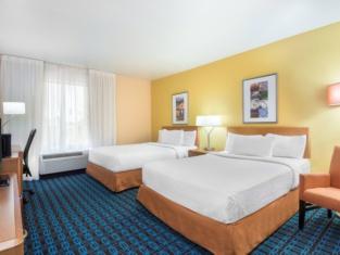 Fairfield Inn Suites Springdale