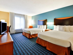 Fairfield Inn Suites Dallas Medical/Market Center