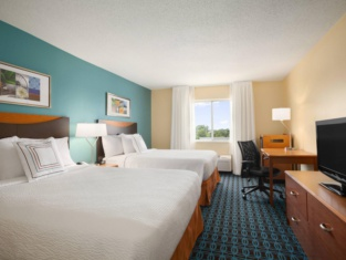 Fairfield Inn Suites Lansing West
