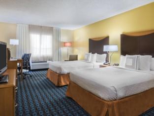 Fairfield Inn Suites Mobile