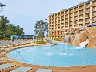 Marriott Shoals Hotel Spa