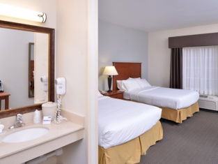 Holiday Inn Express & Suites Sioux Falls AT Empire Mall
