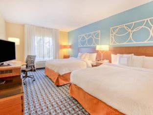 Fairfield Inn Suites Durham Southpoint