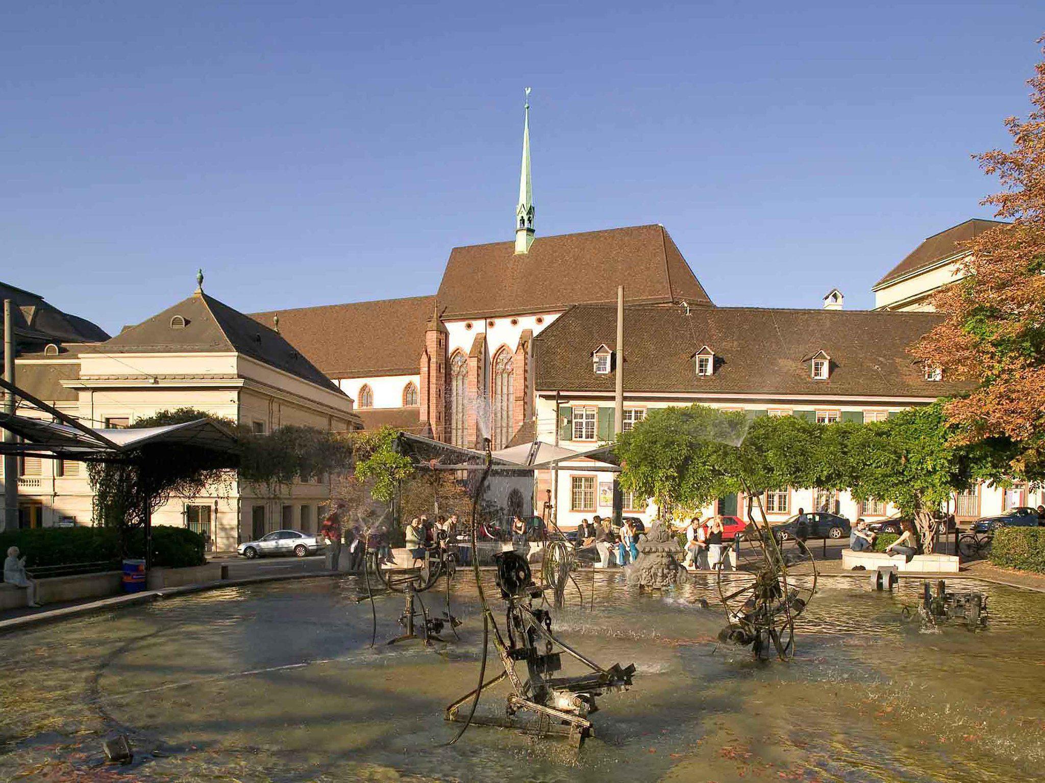 Basel siti di incontri