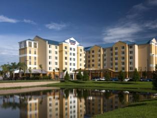 Fairfield Inn Suites Orlando At Seaworld®