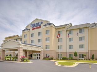 Fairfield Inn Suites Jonesboro