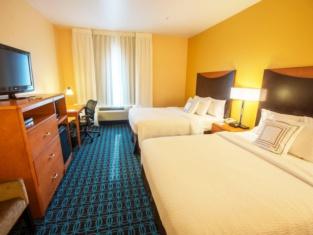 Fairfield Inn Suites Muskogee