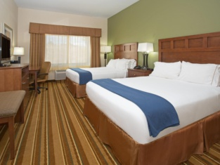 Holiday Inn Express and Suites Los Alamos Entrada Park