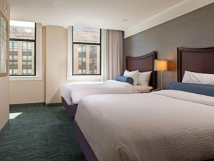 SpringHill Suites by Marriott Baltimore Downtown/Inner Harbor
