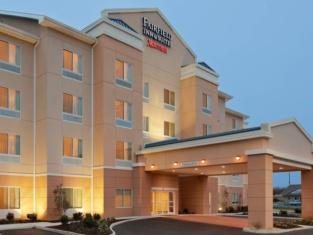 Fairfield Inn Suites Harrisonburg