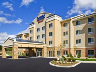 Fairfield Inn Suites Watertown Thousand Islands
