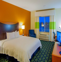 Fairfield Inn Suites Visalia Tulare