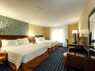 Fairfield Inn Suites Meridian