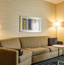 Fairfield Inn Suites Rochester Mayo Clinic Area/Saint Marys