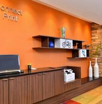 Fairfield Inn Suites Sacramento Airport Woodland