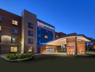 Fairfield Inn Suites Syracuse Carrier Circle