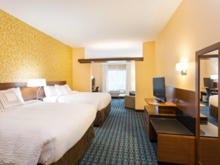 Fairfield Inn Suites Johnson City