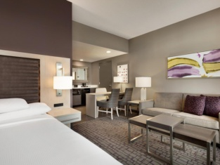 Embassy Suites By Hilton Charlotte Uptown