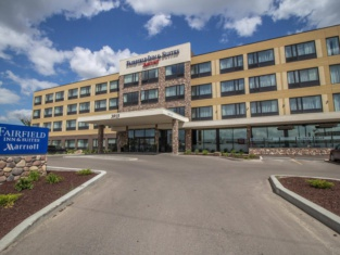 Fairfield Inn Suites Regina