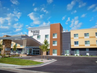 Fairfield Inn Suites Pocatello