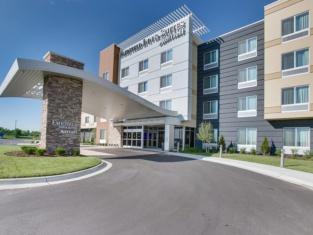 Fairfield Inn Suites Wichita East