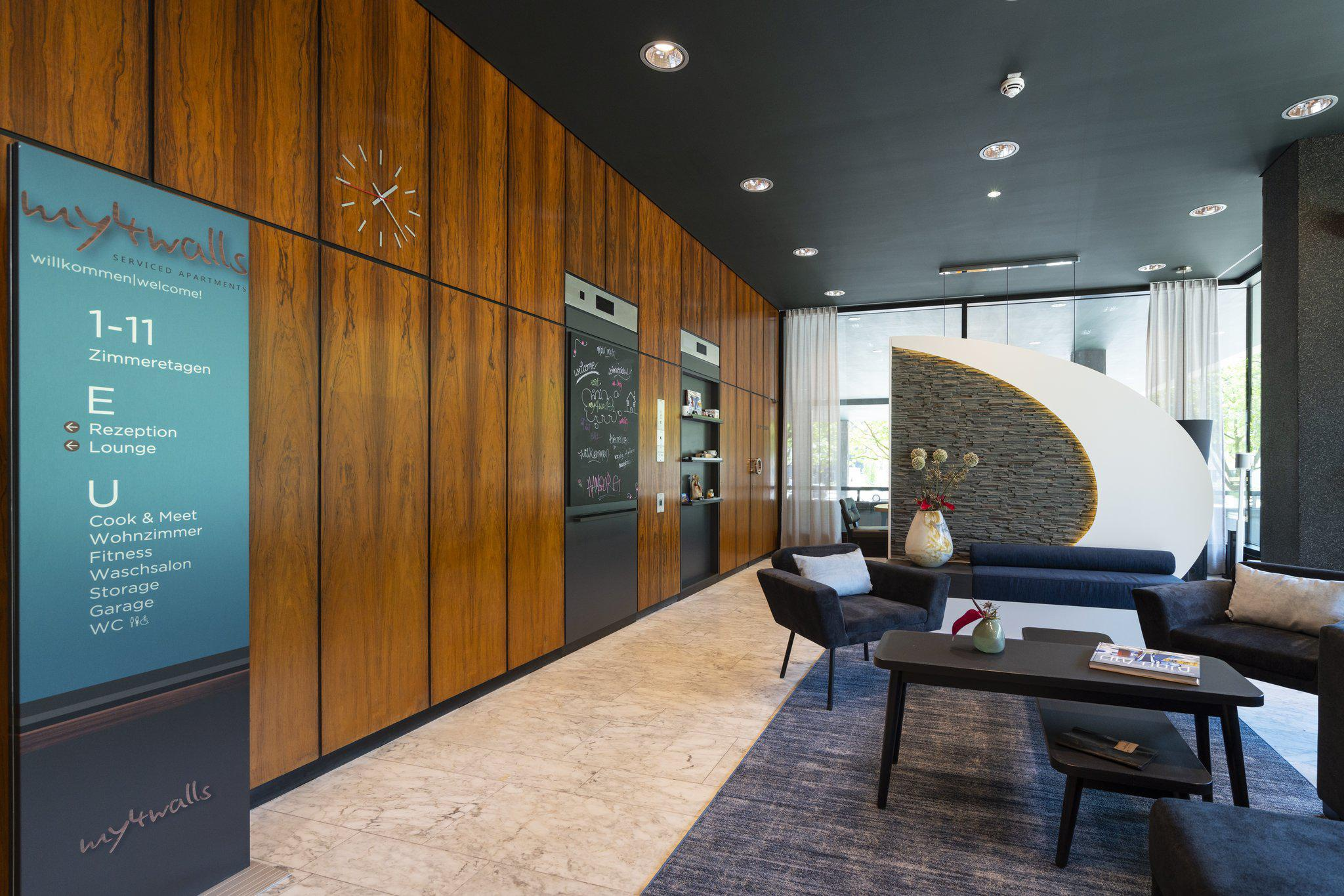 My4walls Serviced Apartments Hamburg Hotels In Hamburg Skyscanner