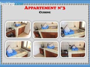 Appartements meublés d'Odza