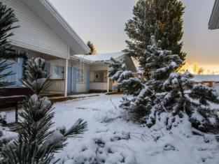 Arctic Resort Delight