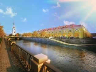 Holiday Inn Express ST. Petersburg - Sadovaya