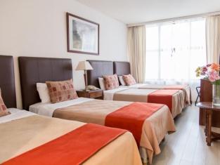 โรงแรมรีกอนกิสตา การ์เด้น