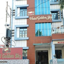 Hotel Golden Sky, Lucknow