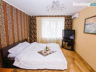 Sunny Apartment Nekrasova
