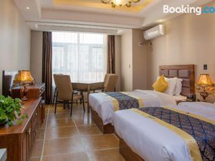 Yinchuan Tujia Sweetome Holiday Apartment Xibu Movie City