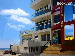 Departamento Amoblado Edificio Galatea