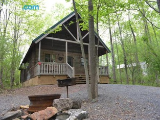 Appalachian Camping Resort Log Home 6