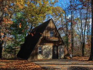 A-Frame #07 - Hocking Hills Home