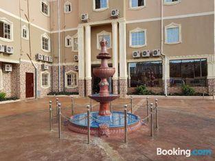 Beck Hotel & Suites Ltd