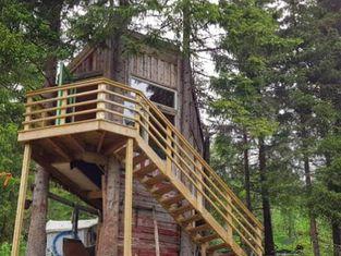 Treehouse Helgeland