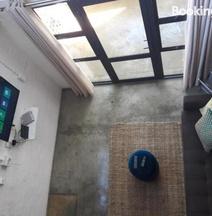 Entire Industrial-Style Loft in Maboneng