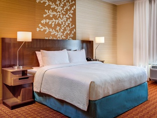 Fairfield Inn Suites Greenville