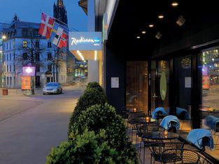 Radisson Blu, Basel