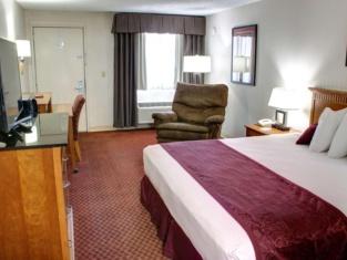 格蘭德區美洲超值旅館