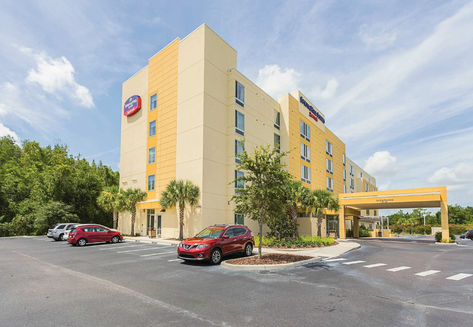 Springhill Suites Tampa Northi 75 Tampa Palms Hotels In Tampa