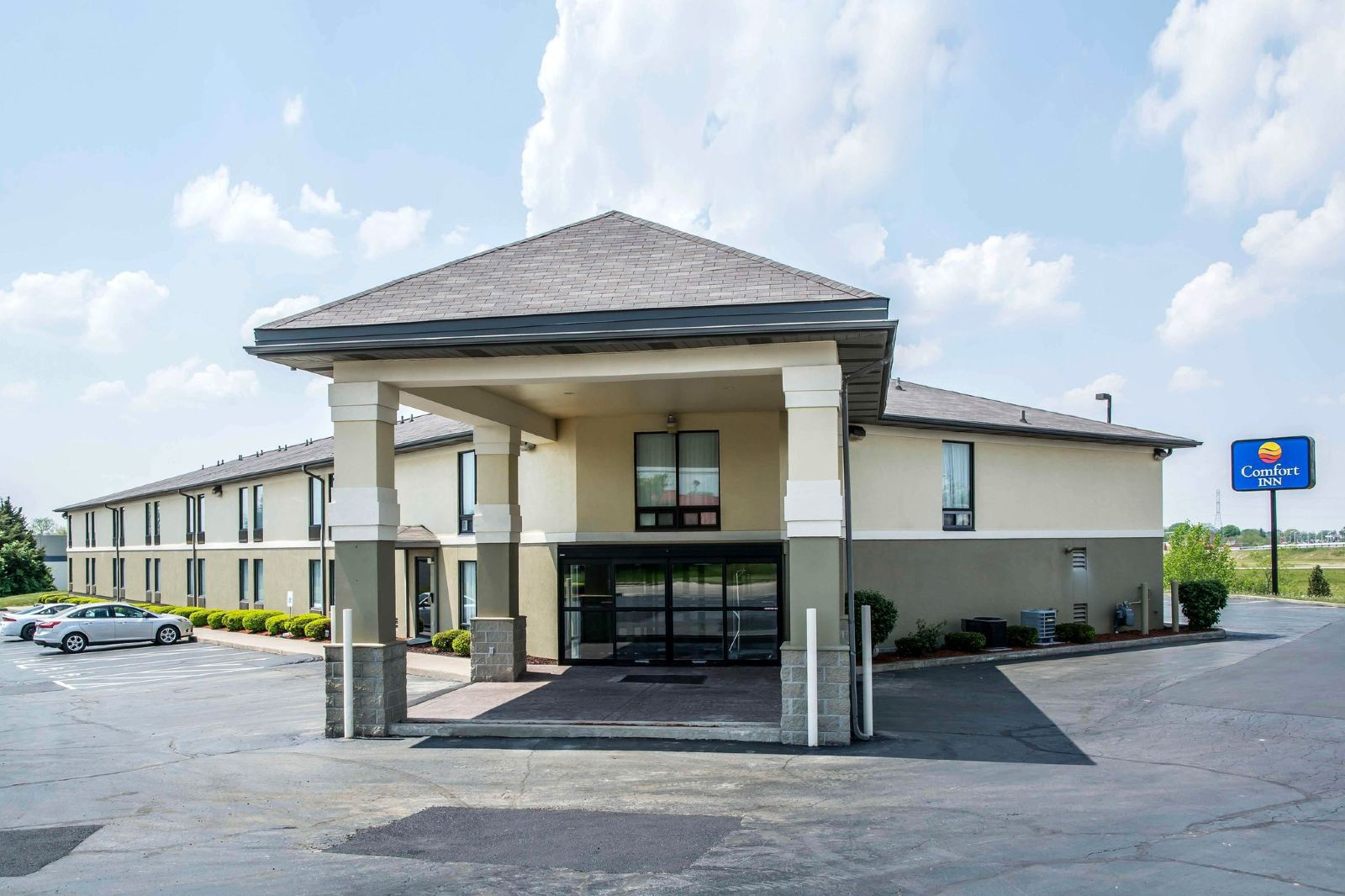 Quality Inn Springboro Springboro Hotels Skyscanner