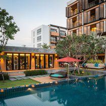 曼谷銀棕櫚拉瑪9號度假酒店