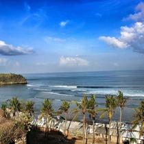 Balangan Sea View Bungalow