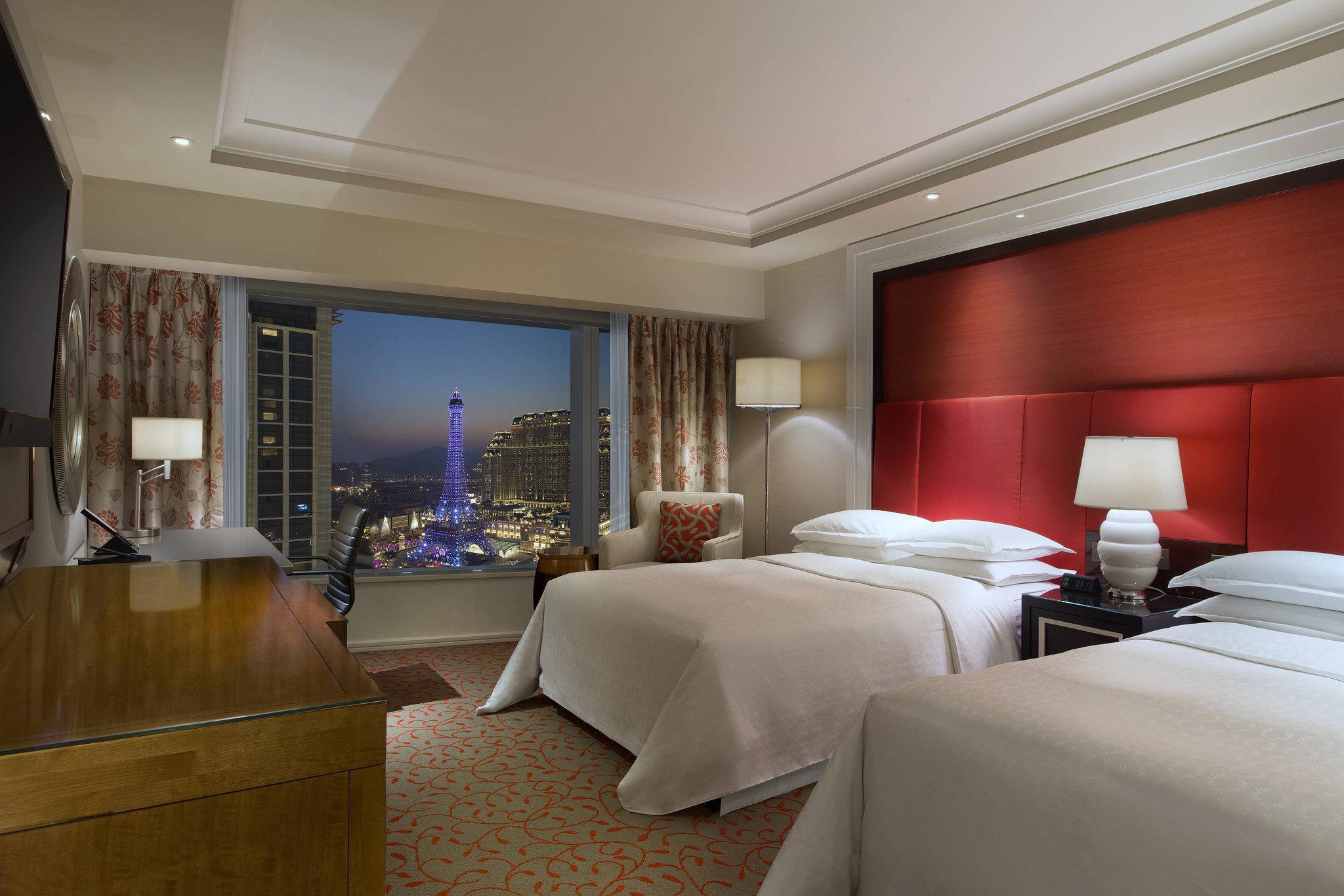 澳門喜來登金沙城中心大酒店