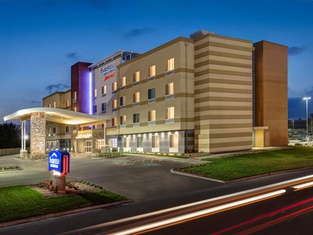 Fairfield Inn Suites El Dorado