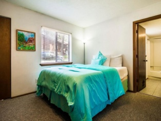 Angel Fire Chalet #17 - 1 Bedroom 1 Bedroom 1 Bathroom Condo