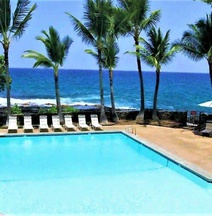 2BR Luxury Suite al Wyndham Kona Hawaiian Resort - 6 Posti Letto Prenotazione Settimanale